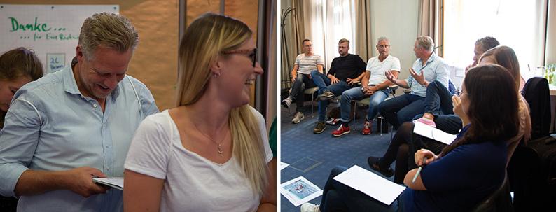 Vertriebstraining mit Hutner Training AG