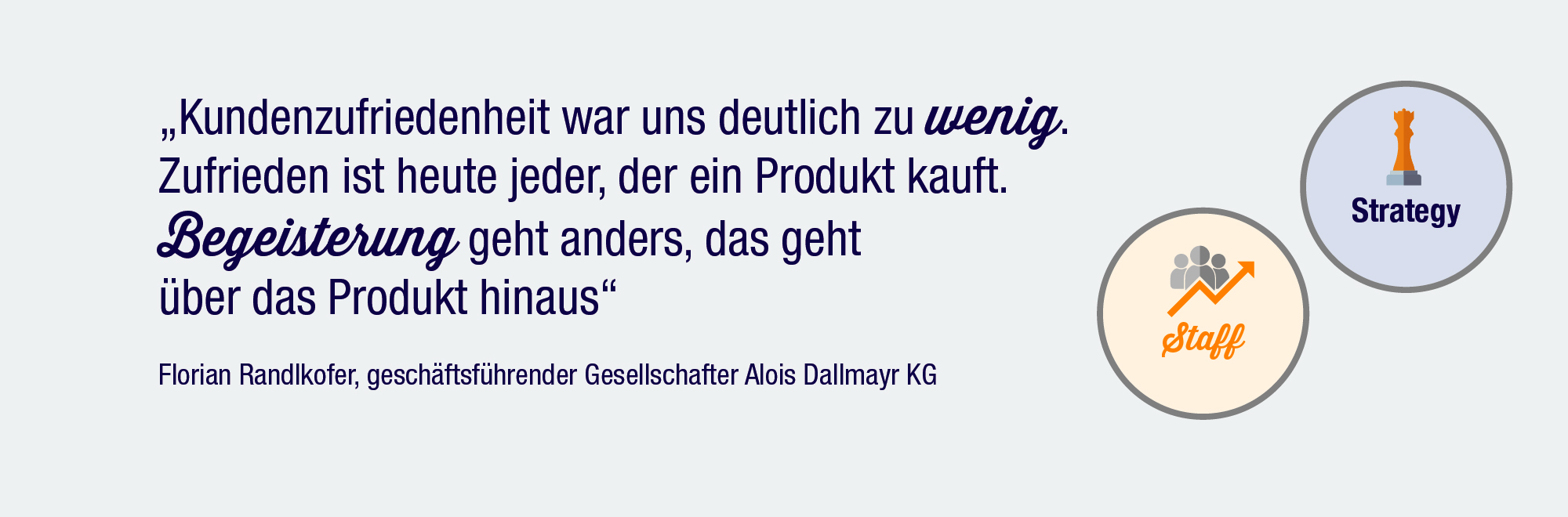 Jeden Tag einmalig - Alois Dallmayr KKG - Hutner AG